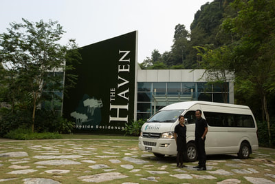 Transport to/from The Haven Resort Hotel in Ipoh, Malaysia